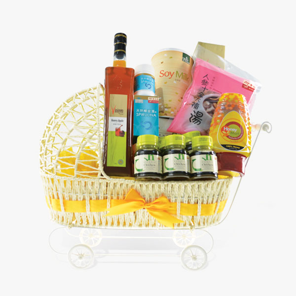Graceful Moon Hamper