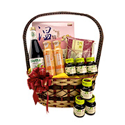 In the Pink of Health Hamper