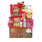 CNY Hampers - Good Health & Fortune
