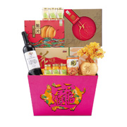 CNY Hampers - Life of Luxury