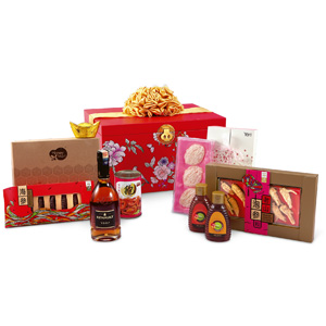CNY Gift Box - Box of Health & Wealth