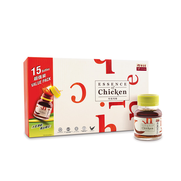 Traditional Essence of Chicken 15*70gm