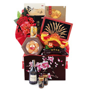 CNY Hampers - Eternal Longevity