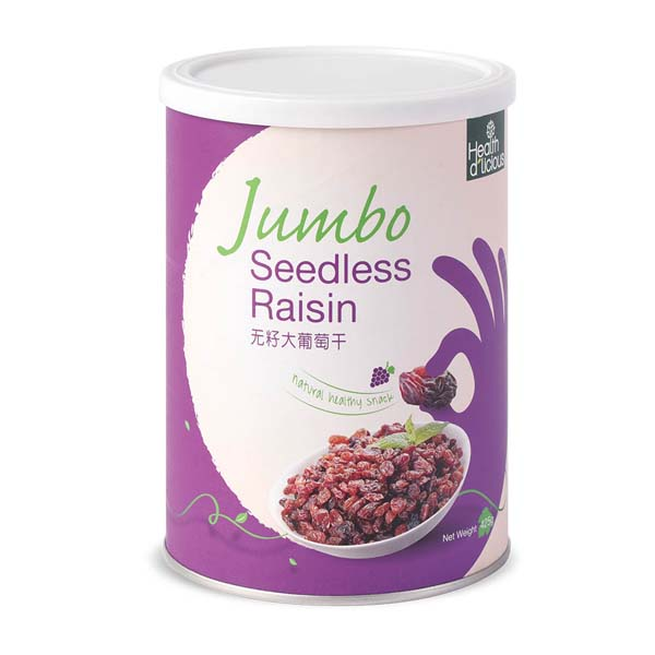 HealthD'licious Jumbo Seedless Raisin
