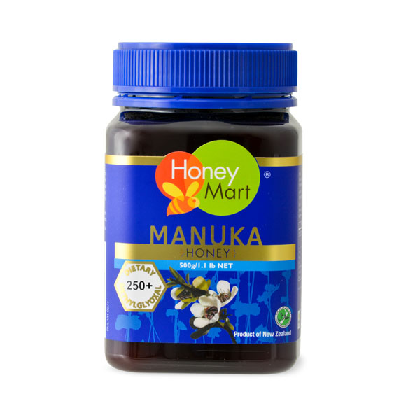 HM Manuka Honey MGO™ 250+(500gm)