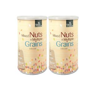 HealthD'licious-Mixed Nuts&Multiple Grains Drink 500g x 2