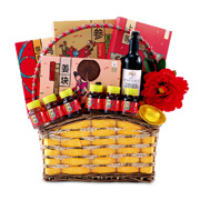 CNY Hampers - Colourful Blossoms