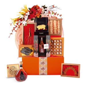 CNY Hampers - Peace and Prosperity