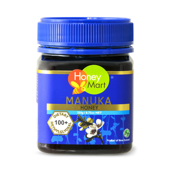 HM Manuka Honey MGO™ 100+(250gm)