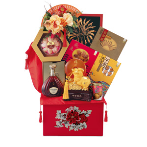 CNY Hampers - Dance of Glory