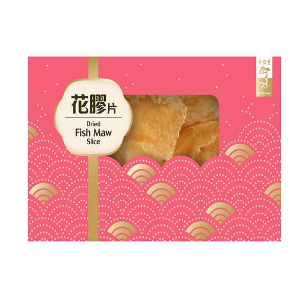Dried Fish Maw Slice (pieces Gift Box)