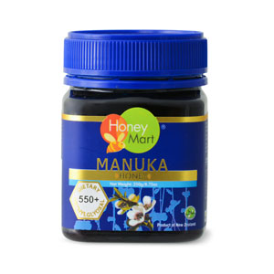 HM Manuka Honey MGO™ 550+ (250gm)