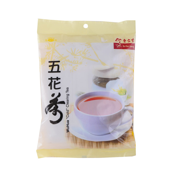 "WuHua ""Cold"" Clearing Tea"