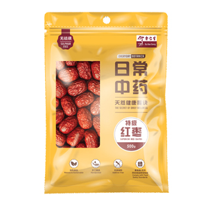 Superior Red Dates(No Sulphur Treated) 500gm