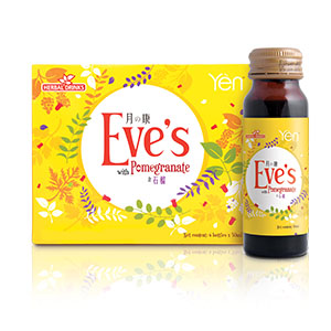 Eve's With Pomegranate