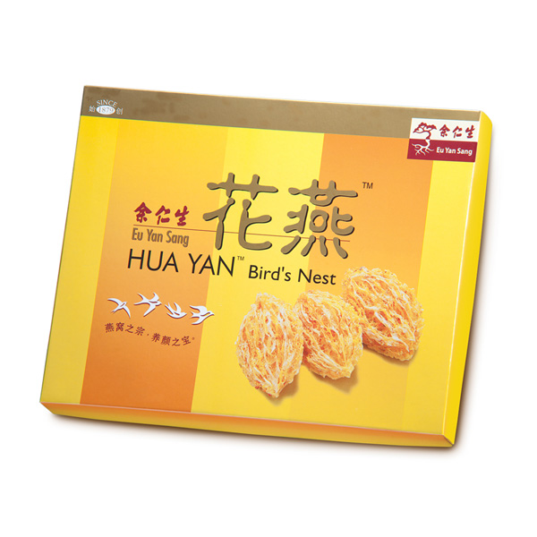 Eu Yan Sang Hua Yan Bird's Nest 12 Pieces