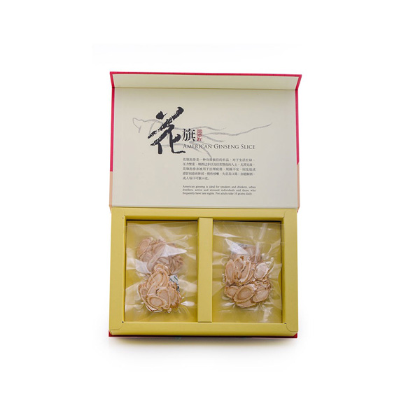 Family Love American Ginseng Slices