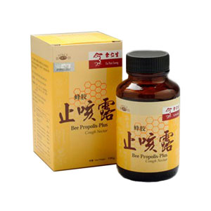 Bee Propolis-Plus Cough Nectar