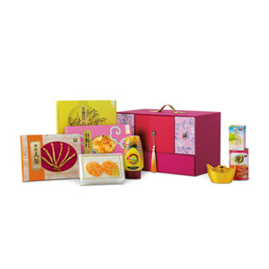 CNY Gift Box - Abundant & Magnificent Six