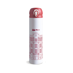 Vacuum Flask (White) 500ml - 140th Anniversary Series