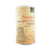 Pumpkin & Brown Job's Tear Oatmeal Drink