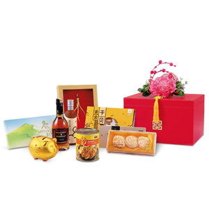 CNY Gift Box - Box of Abundance