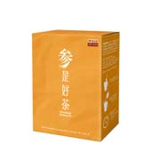 Energizing Ginseng Tea