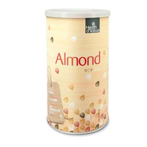 Health D'licious-Almond Tea