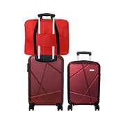 "Barry Smith Set Of 2 Luggage 20""+24"""