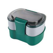 Lunch Box With Cutlery Set