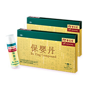 EYS Bo Ying Compound 330mg x 6 tubes x 2 boxes