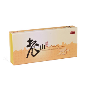 Matured American Ginseng Slices 12packs