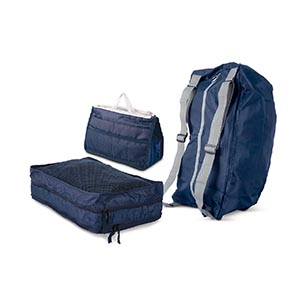 Foldable Backpack(Set of 3)