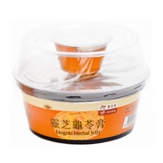 Lingzhi Herbal Jelly (靈芝龜苓膏)